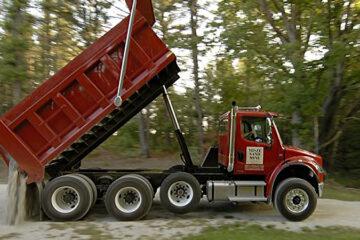 Muskegon Whitehall Fruitport Mi Sand Topsoil Stone Delivery